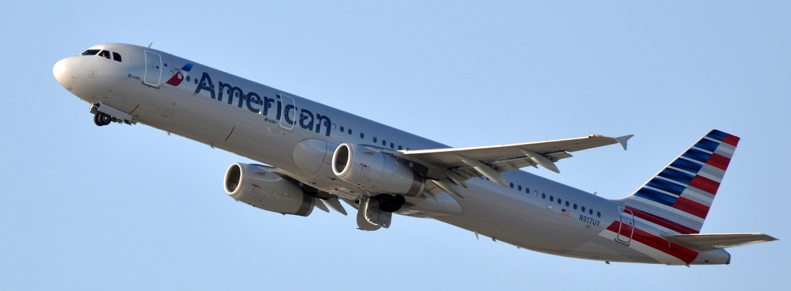 American Airlines named Airline of the Year