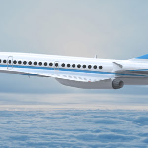 Supersonic jet to have its first test flight in 2017