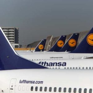 Lufthansa group to recruit 3,000 new staff