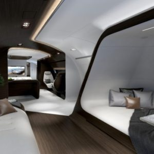 Crystal Cabin: The Best Airplane Cabins of the future