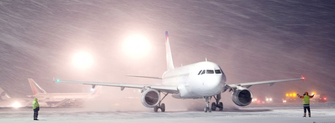 Flights Canceled Due to Northeastern Winter Storm