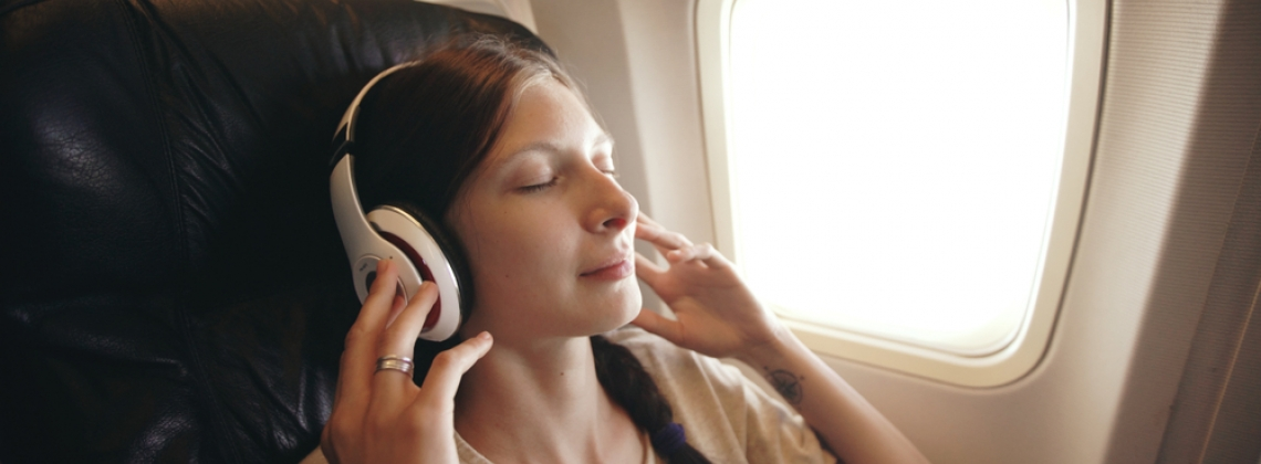 Woman Burned After Headphones Explode on Flight