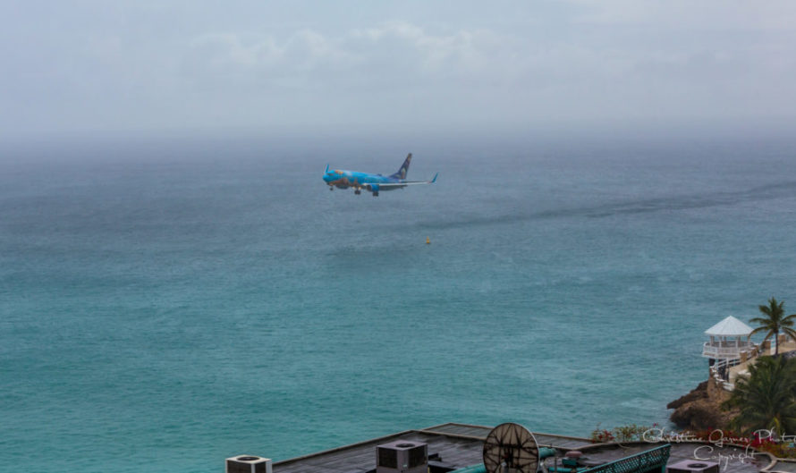 Boeing 737 Almost Crashes