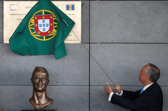 Portugal names airport after Cristiano Ronaldo
