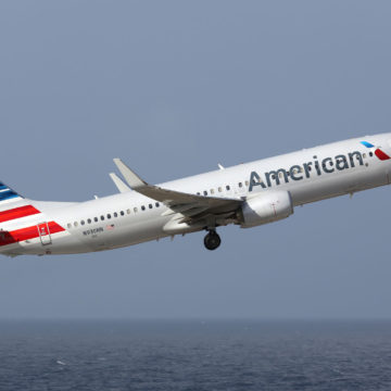 American Airlines employee