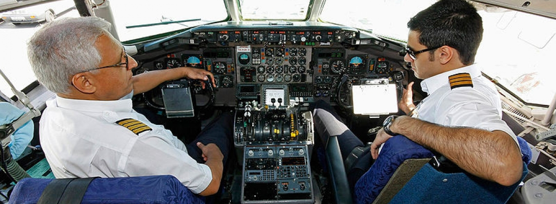 Airline Industry is Facing a Massive Shortage of Pilots