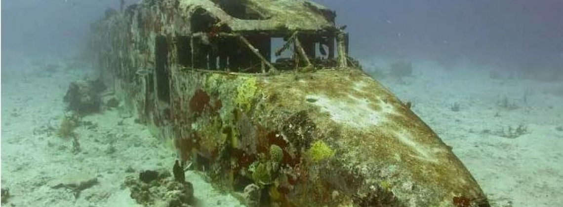 Top 5 Airplane Wrecks You Can Explore while Scuba Diving