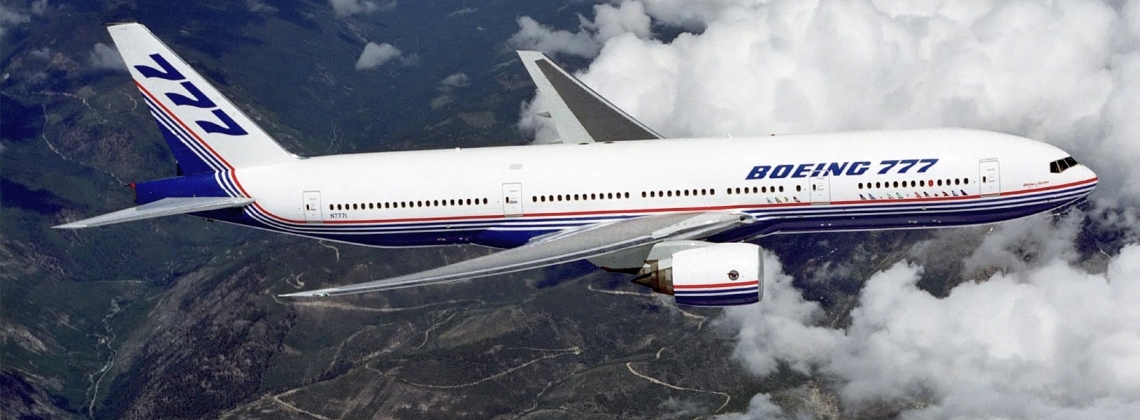 Boeing to Test Technology That Could Reduce Turbulence