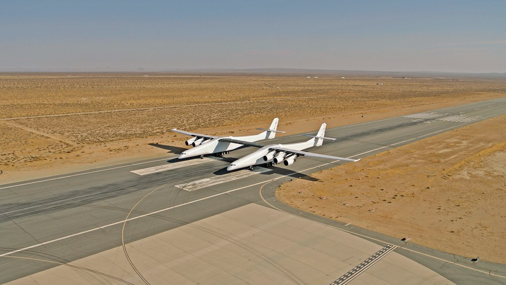 Stratolaunch Tests All Six Engines On Its Plane Aviation