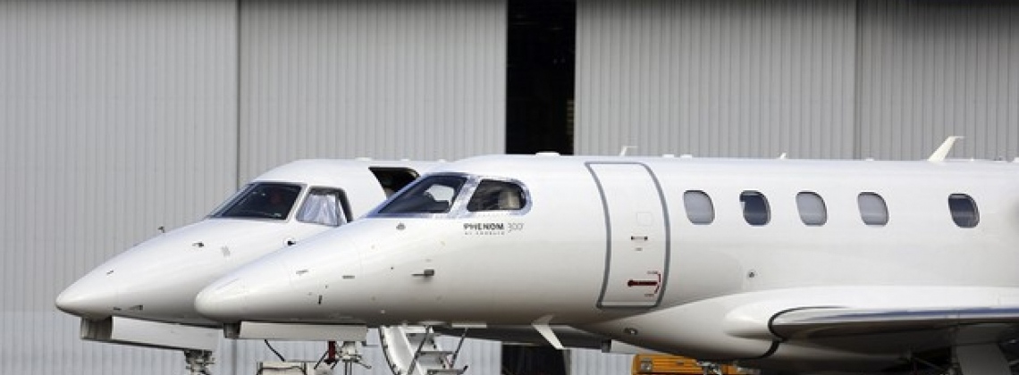 Embraer Unveiled Its New Phenom 300E Private Jet