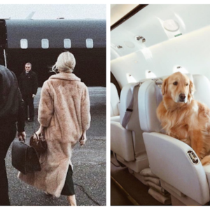 People Are Renting Grounded Private Jets for Instagram Photos