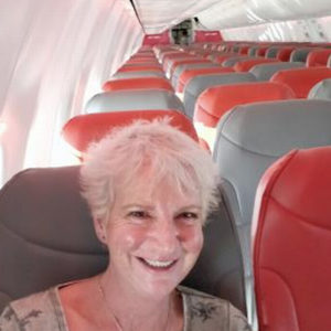 This Woman Was The Only Passenger On 189-seat Airplane