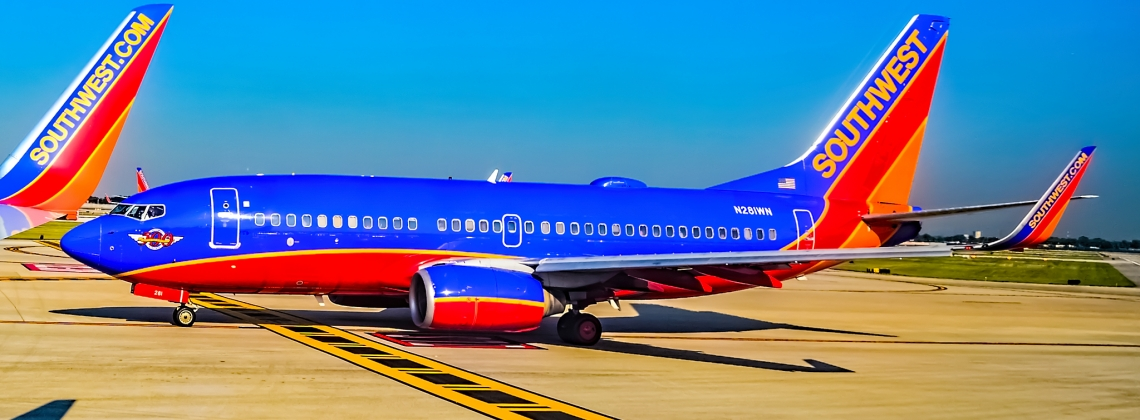 Southwest Airlines Flight Attendant Gives Entertaining Safety Check