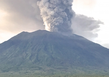 Bali Airport Closed As Volcano Alert Raised To Highest Level
