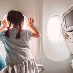 Runaway 7-Year-Old Girl Boarded Flight Without Ticket