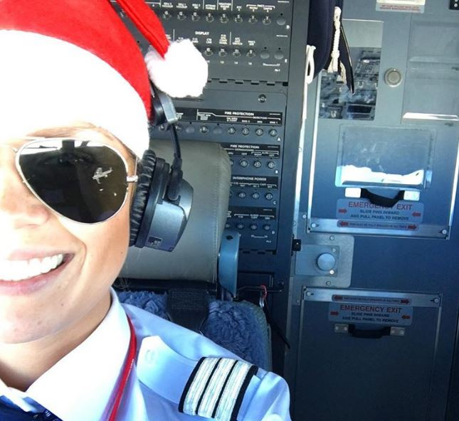 10 female pilots who are breaking stereotypes