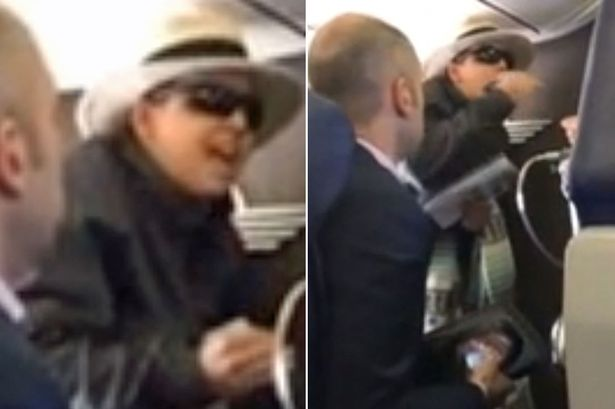 Woman Threatens To Kill Everyone After Smoking On Plane