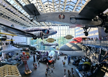 Top 10 Aviation Museums Around The World