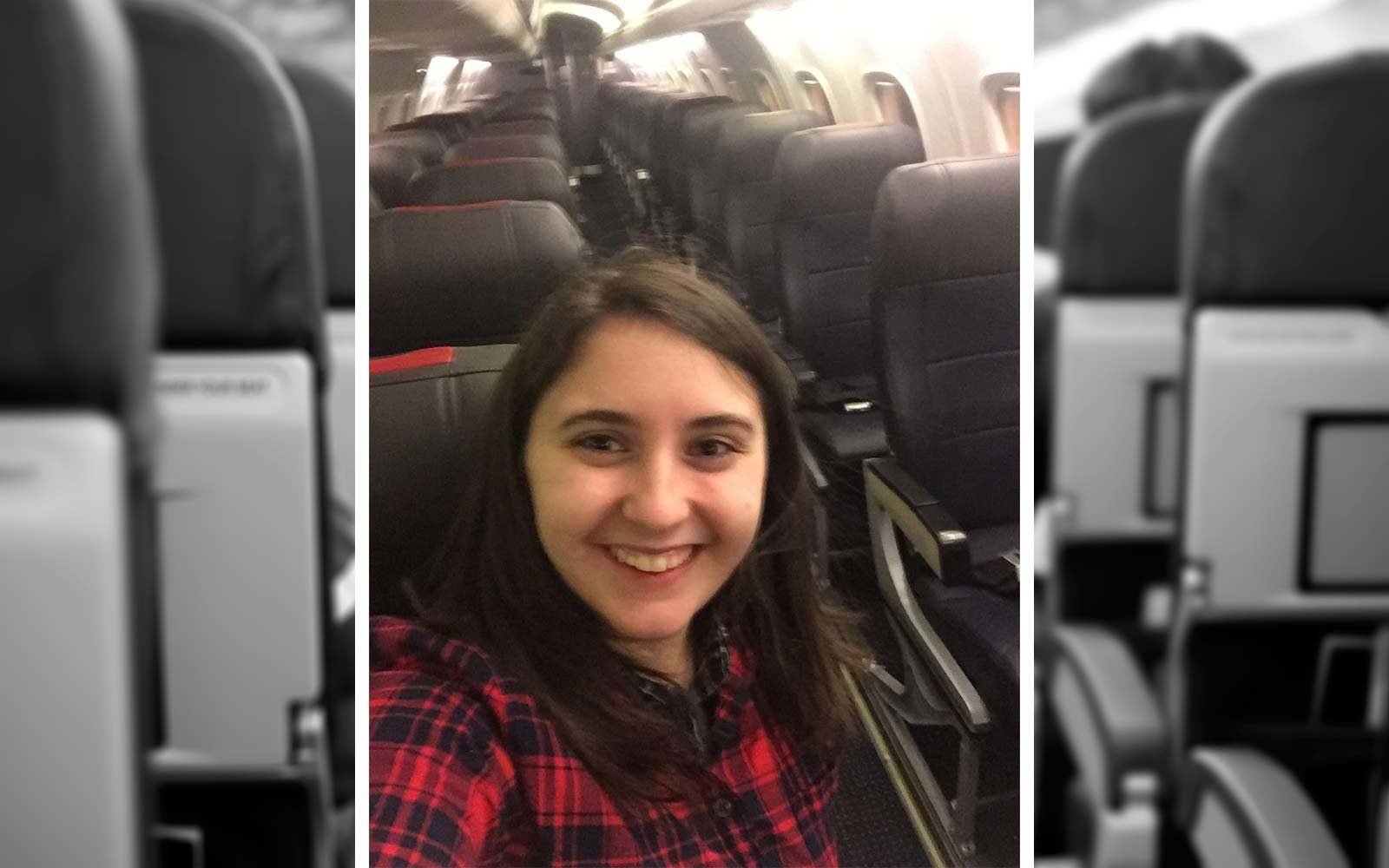 Woman Gets Entire Plane All to Herself