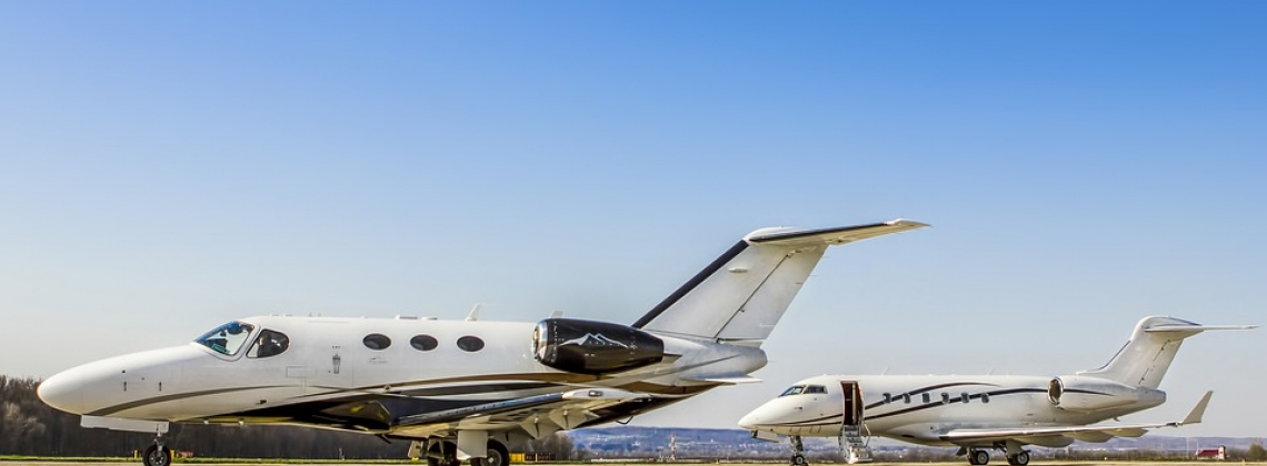 Private Aviation: The Newest Competitive Edge