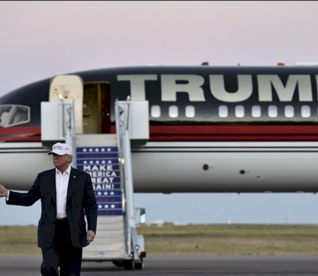 Trump Offers His Personal Pilot To Be A Head Of The FAA