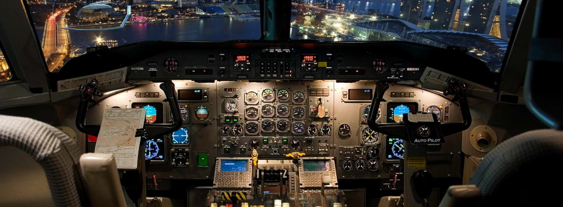 Is One Pilot In A Cockpit Enough?
