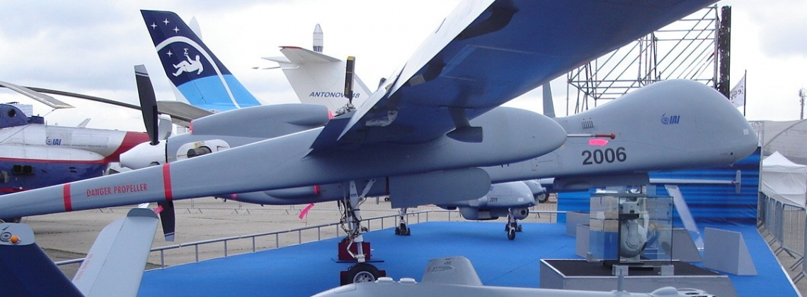 IAI Is About To Develop Electrically-powered Aircraft