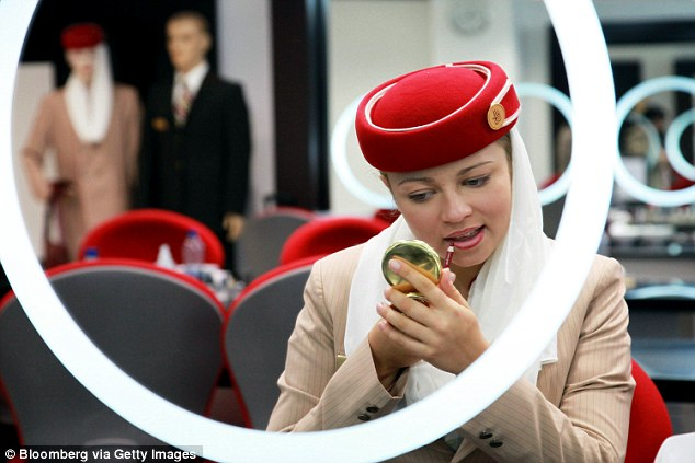 "Emirates Secret ""Appearance Management Program"" Designed to Identify ""Overweight"" Flight Attendants"