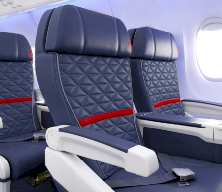 Why Are Most Of Airplanes Seats Blue?