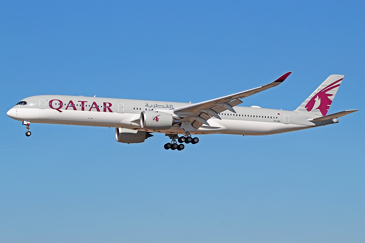 Qatar Airways introduces new jetlag fighting Airbus A350