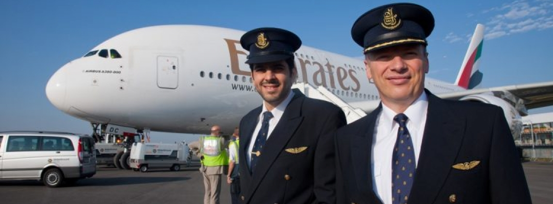 Emirates Is Cutting Flights Due To Pilots Shortage
