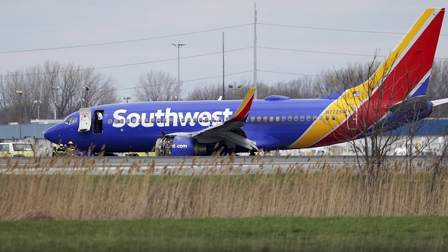Woman Gets Sucked Out Of A Plane During Southwest Flight