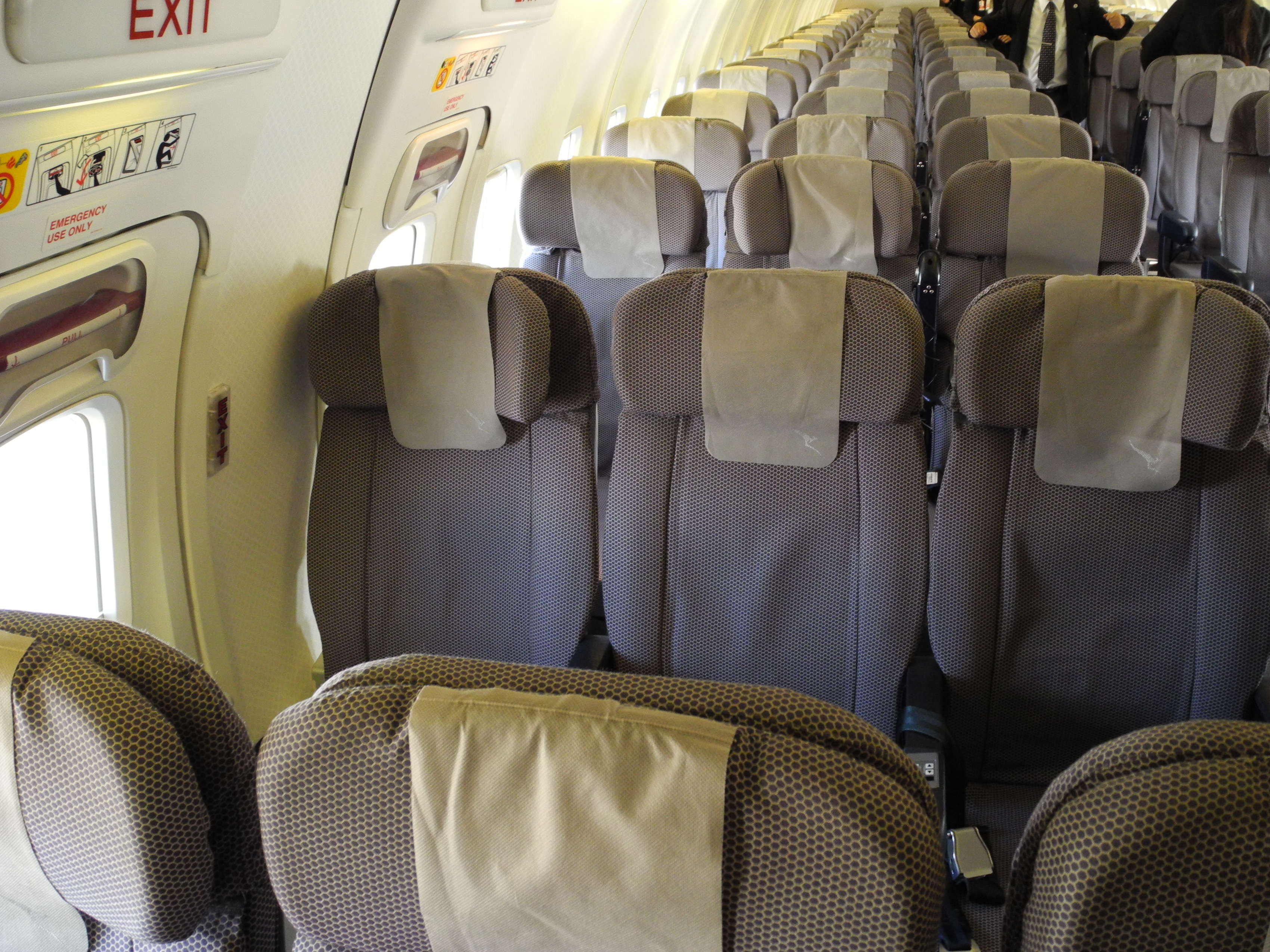 Why Airplane Seats Don't Face Backwards — Even Though It's Safer