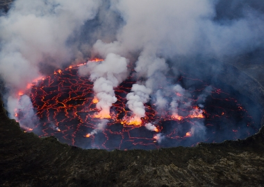 Red Alert For Aviation Announced After The Explosion of Hawaiian Volcano