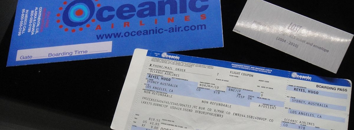 Take A Look At What Happened When 83-Year-Old Flight Ticket Was Presented For An Airline