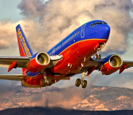Southwest Airlines' Wedding Thousands Of Feet Above Ground