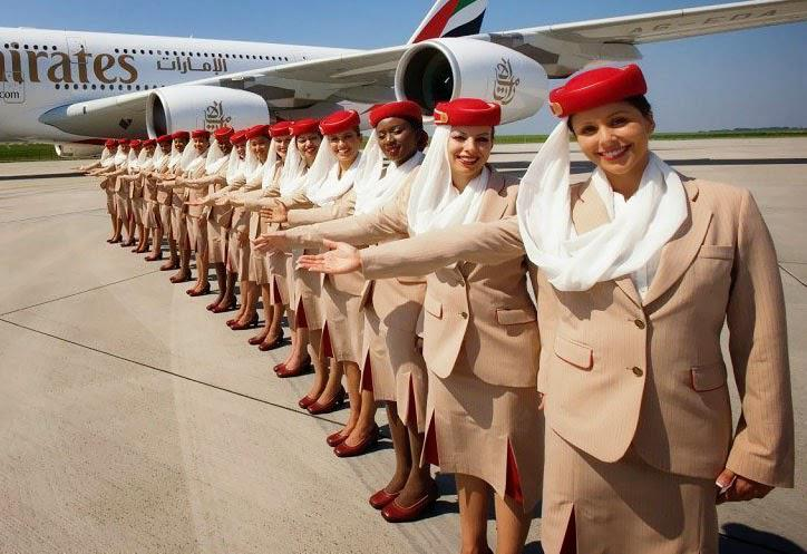 What It Takes To Become A Part Of Emirates Team Aviation