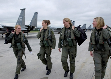 Female Pilots: Role Models And Inspiration For Young Girls