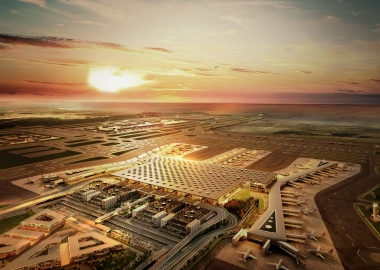 Top 5 Airports Of The Future: From Mesmerising Rooftops To Virtual Reality