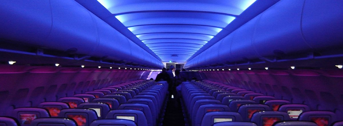 New Airbus Seats Will Know Everything About Your Habits On Board