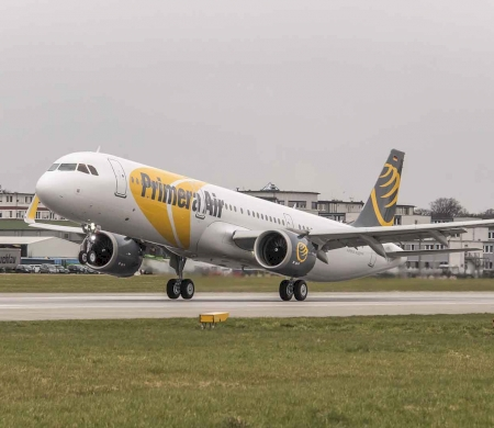 Primera Air Files For Bankruptcy And Leaves Thousands Of Passengers Abandoned