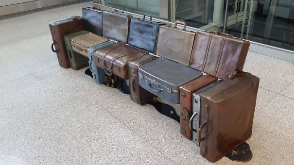 Luggage Seats