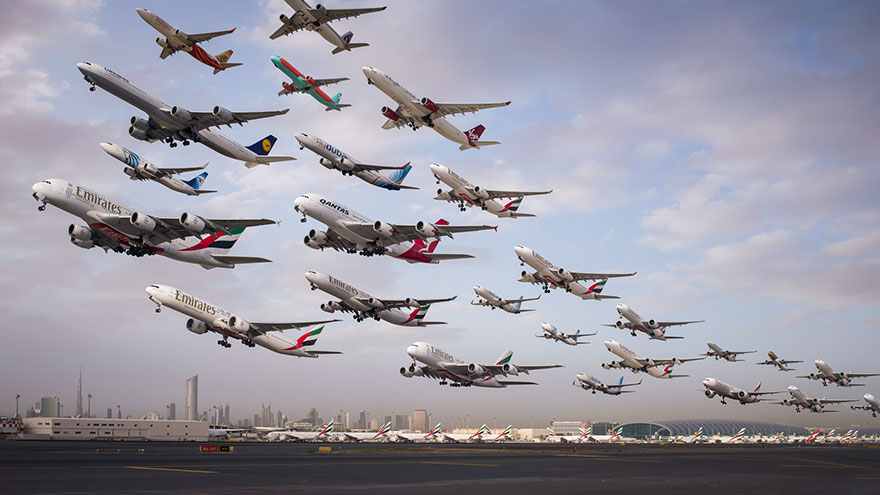 """Mike Kelley, """"Airportraits"""""""
