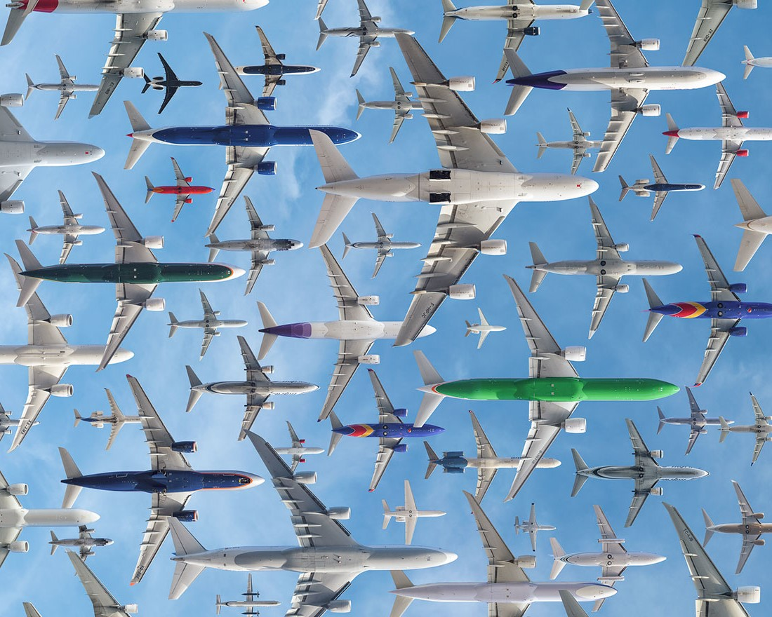 "Mike Kelley, ""Airportraits"""