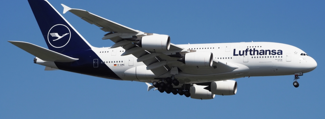 5 Fun Facts About The New Airbus A380 Lufthansa Livery