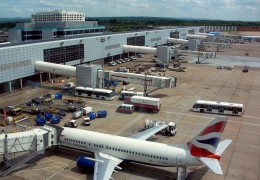 Drones Disrupt Flights At London Gatwick Airport