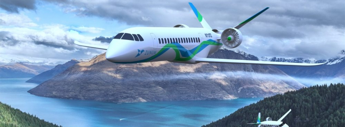 Top 5 Reasons Why Your Next Flight Will Be Electric