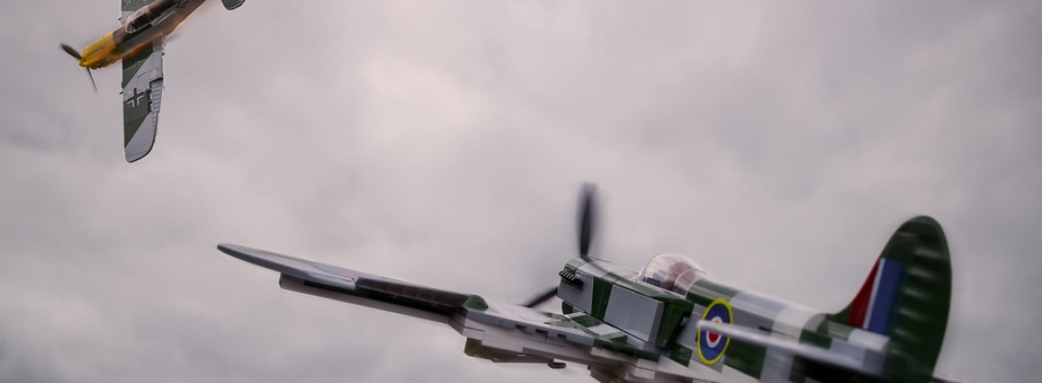 Path Of Hate – Stunning Animation Of A Dogfight In The Battle Of Britain