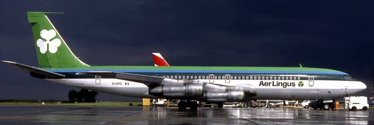 If It Ain't Boeing – I Ain't Going. The Iconic Boeing 707 Story