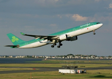 New Livery For The Irish Flag Carrier, Aer Lingus